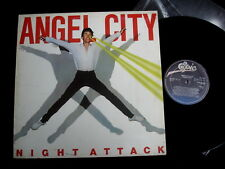 ANGEL CITY/NIGHT ATTACK/AUSTRALIAN ROCK/EPIC/HOLLAND PRESS