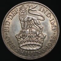 1928 | George V One Shilling | Silver | Coins | KM Coins