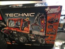 LEGO Technic 8110 Mercedes-Benz Unimog U400 New Factory Sealed Wear Rips Box