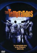 The Temptations (DVD, 2001, LIKE NEW