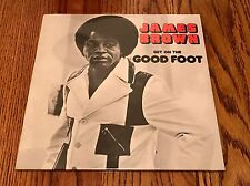 JAMES BROWN GET ON THE GOOD FOOT ORIGINAL FIRST PRESS 2- LPs ~ STILL SEALED 1972