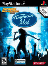 Karaoke Revolution American Idol Bundle PS2 New Playstation 2