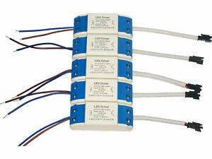 3W/5W/7W/9W/12W/18W/24W/36W Constant Current LED Power Supply Electronic Driver