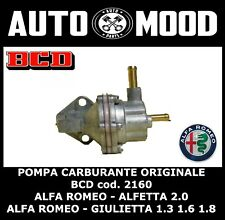 1980-87 Alfa Romeo 75 90 Alfetta Giulia GTV Spyder Veloce Mechanical fuel pump