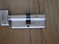3 x KABA pextra (+) 6-Pin EURO CILINDRO Thumbturn LOCK 35.5-35.5 Satin