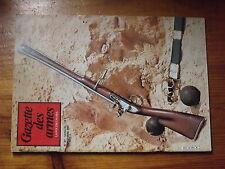 $$z Revue Gazette des armes N°97 PM bresiliens  mousqueton Brown Bess  Henry