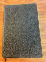 Vintage 1952 Holy Bible - Revised Standard Version - Leather Bible