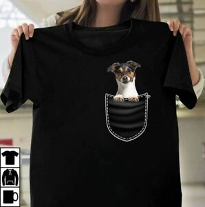 Jack Russell Terrier In The Pocket T-Shirt