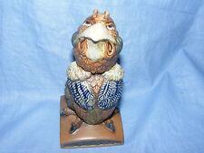 BURSLEM Pottery grottesco Bird Charlie Sparrow TABACCO BARATTOLO Wally Bird