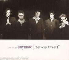 TAKE THAT - Love Ain't Here Anymore (UK 4 Tk CD Single Pt 1)
