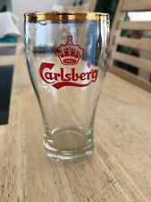 Carlsberg 1/2 Pint Glass