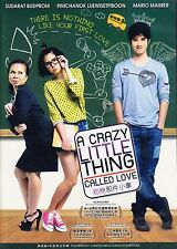A Crazy Little Thing Called Love (First Love) DVD (Thai Version with Eng Sub)