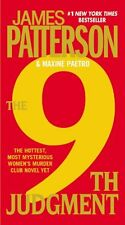 The 9th Judgment (Womens Murder Club) by James Patterson, Maxine Paetro