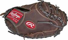 New listing Rawlings Player Preferred Adult Baseball / Softball Glove Series Right 33 Marrón