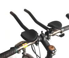 MTB Road Time Trial Triathlon TT Aero Bar rest Handlebar Aerobar 25.4/26/31.8mm