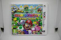 Jeu MARIO PARTY STAR RUSH pour Nintendo 3DS Version française Neuf New !
