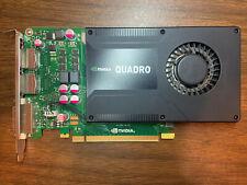 PNY NVIDIA Quadro K2000D 2GB GDDR5 Graphics Card (VCQK2000D-PB)