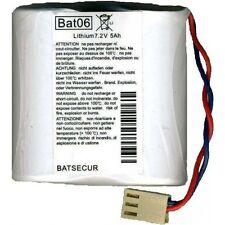 BAT06 7,2V 5Ah LOGISTY, Batteria al Litio BATSECUR