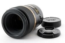 N.Mint TAMRON SP AF 90mm F/2.8 Di MACRO 272E Lens for Nikon F From Japan 759267
