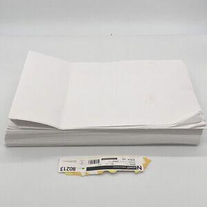 250pcs Paper Exact Vellum Bristol, Copy/Print, White, 92 Bright, 11 X 17