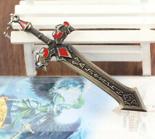 DZ685 Kayle League of Legends LOL Game Anime Weapon Metal Model Key Ring 12cm ✿