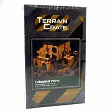 Terrain Crate Industrial Zone Warhammer 40k Scifi Scenery Necromunda Antares