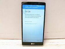 LG G Stylo LS-770 Boost Mobile UNKNOWN ESN-CRACKED-GOOGLE ACCOUNT LOCK READ