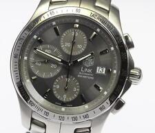 TAG HEUER LINK CJF2115 Automatic Chronograph Men's wrist watch_359899