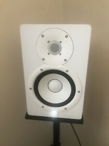Yamaha HS7 Studio Monitor Speakers pair with Stands