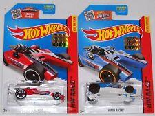 2015 HOT WHEELS RLC FACTORY SET RACE HONDA RACER X2 BOTH COLORS
