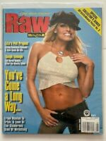 WWE Raw Magazine 2003 October You've Come a Long Way...Trish Stratus 3 of 4 WWF