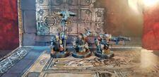 Infernal Guard Command Legion of Azgorh painted Chaos dwarfs Warhammer FB AoS