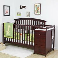 Baby Furniture Complete Sets Clearance Dream On Me Niko 5-in-1 Convertible Crib