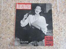 November 22nd 1941, ILLUSTRATED, Celia Lipton, Doreen Massow, Helen Crittall.