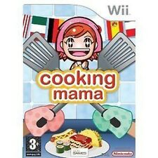 Nintendo Wii Gioco Cooking Mama nuovo RAR