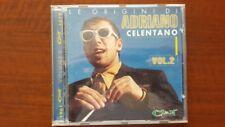 Adriano Celentano – Le Origini Di Adriano Celentano. Vol.2 CD Italy CLN 496155