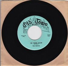 "The Fiestas ""I'm Your Slave"" (Uptempo) & ""Our Anniversary"" (Ballad) 1959 VG++/NM"