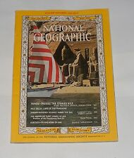 NATIONAL GEOGRAPHIC MAGAZINE MAY 1965 - YANKEE IN EGYPT/SHRIMP/SURTSEY