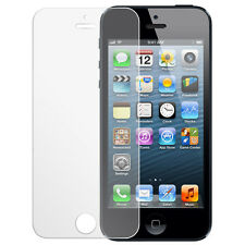Clear Screen Protector for Apple iPhone 5 5G Front Protective Cover Anti Scratch