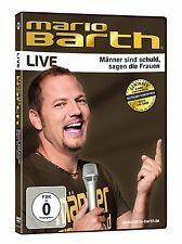 MARIO BARTH MÄNNER SIND SCHULD, SAGEN DIE FRAUEN DVD