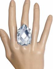 Diamantes de imitación de cristal hermoso Nuevo//Diamante Anillos de estiramiento del dedo del pie
