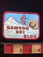 DAWSON SKI CLUB Snow Ski Patch - Affiliated With United Methodist Church S77J