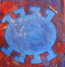 Spiderman 2 Lunch Dinner Napkins 16 Count Spiderman Birthday Party Supplies New