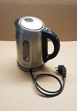 Edelstahl Wasserkocher First Lucio mit Temperatureinstellung