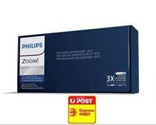 Philips Zoom! Nite White ACP 16% 3x 2.4gram Teeth Whitening Gel Syringes + BONUS