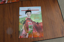 2003  BARBIE CATALOGUE BOOK  japon  MATTEL FRANCE