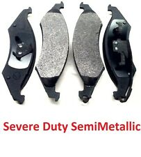 Front and Rear Ceramic Brake Pads VTCRDC000097