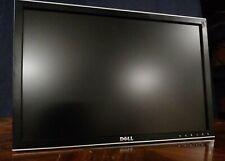 "Dell 20"" ULTRASHARP 2007WFPb LCD Monitor USB DVI VGA S-VIDEO RCA w/o Stand. SALE"