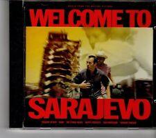 (FH537) Welcome To Sarajevo, Soundtrack - 1997 CD