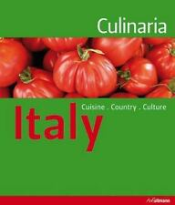Culinaria Italy (Relaunch): Country. Cuisine. Culture.,